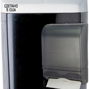 Диспенсеры бумажных полотенец, туалетной бумаги и жидкого мыла